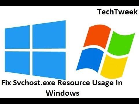 windows 7 problem svchost.exe