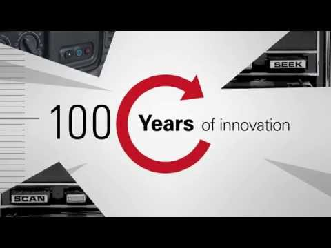 Delphi. 100 Years of Automotive Innovation.