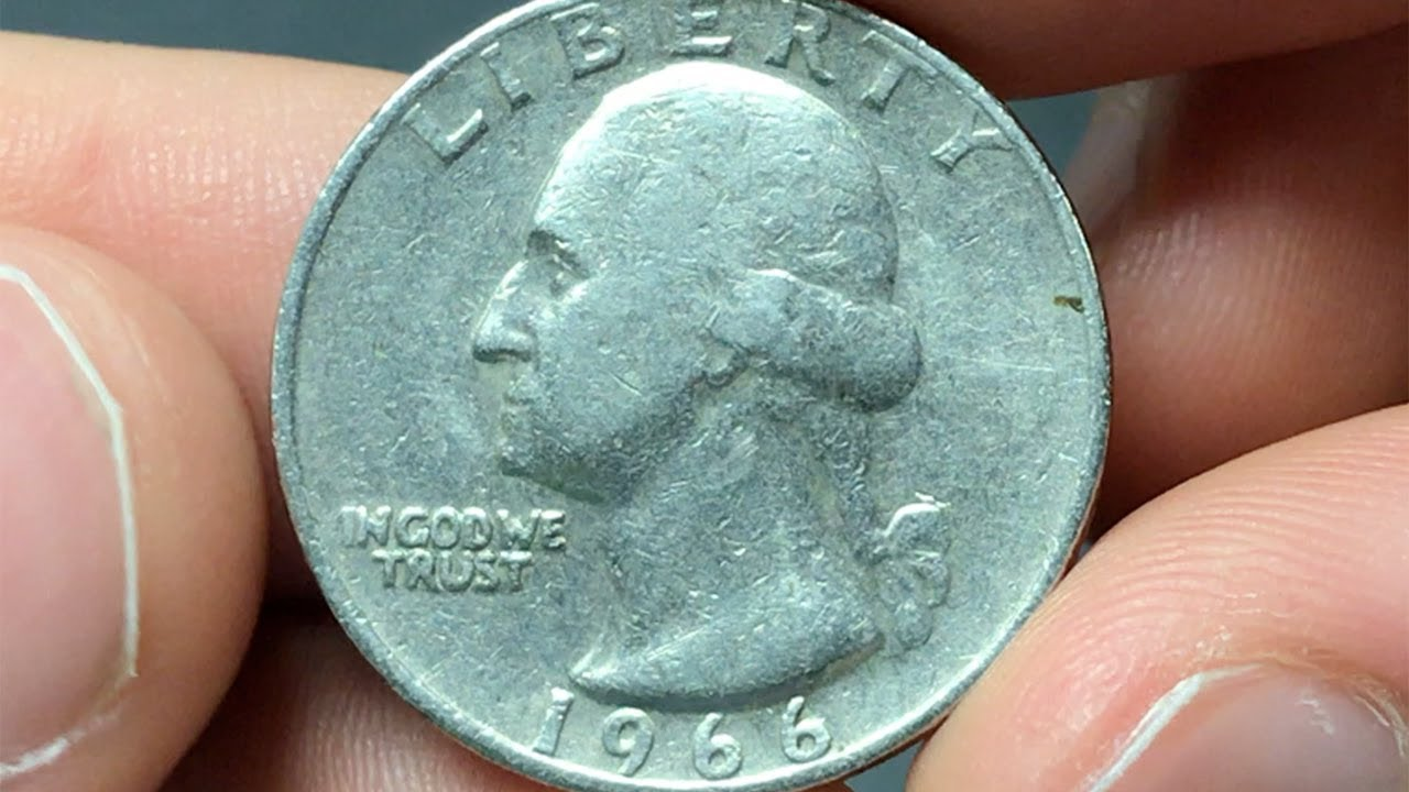 1966 Quarter Worth Money - How Much Is It Worth And Why?