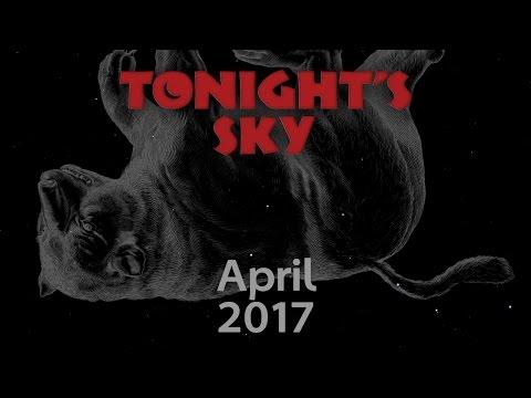 Tonight's Sky: April 2017