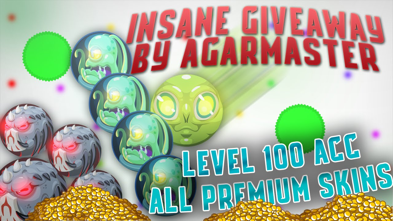 how to get free skins on agario ipad