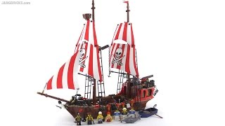 Lego Pirates 2015: The Brick Bounty Reviewed! Set 70413