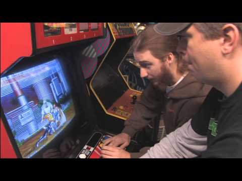 Classic Game Room - WORLD HEROES 2 review for Neo-Geo MVS