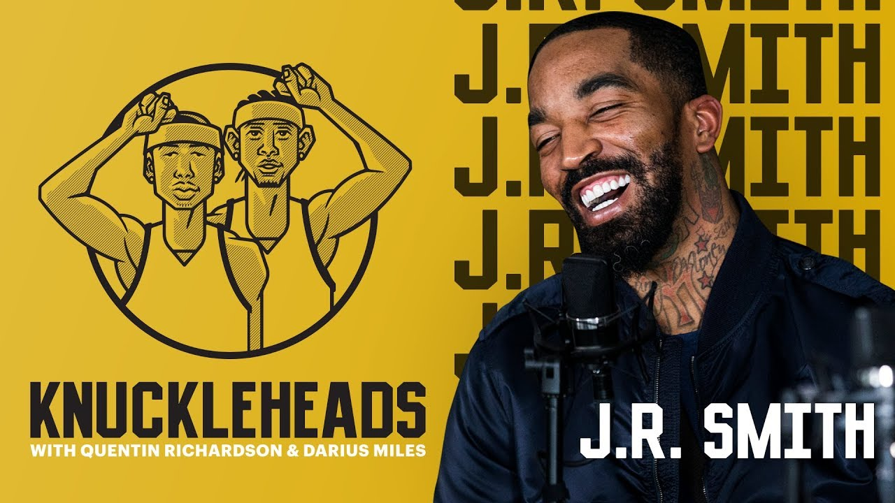 Download JR Smith joins Knuckleheads with Quentin Richardson & Darius Miles | The Players' Tribune
