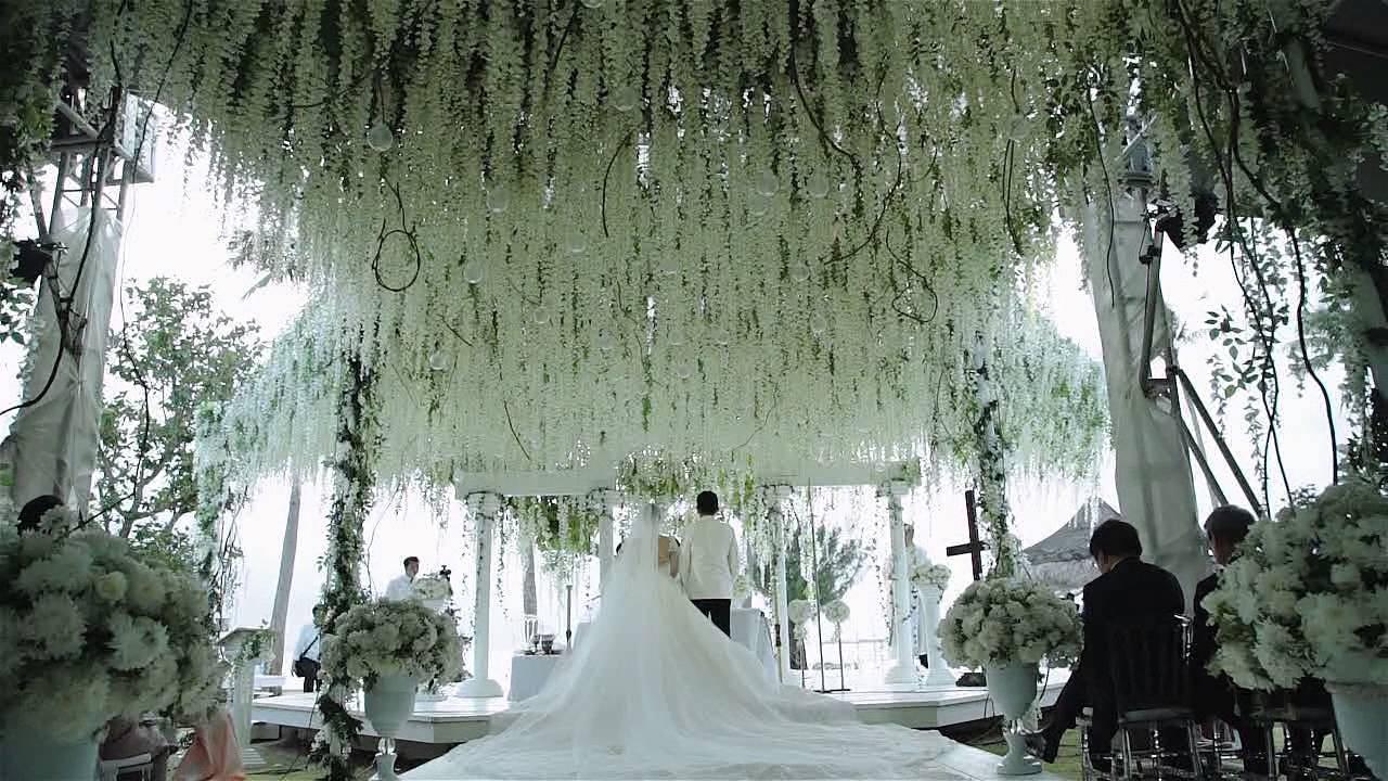 8692cfee85e Chiz Escudero and Heart Evangelista -- Balesin Wedding Video - YouTube