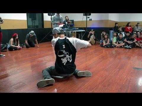 Judges Showcase [All Styles & Bboy] The Recess Vol. 2   Dancersglobal.tv