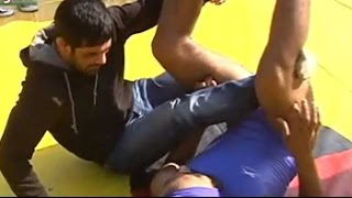 Best of Jai Jawan: Sushil Kumar, Vijender Singh meet Army men