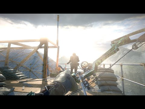 Sniper Ghost Warrior Contracts 2 - Bow & Crossbow Stealth Gameplay |
