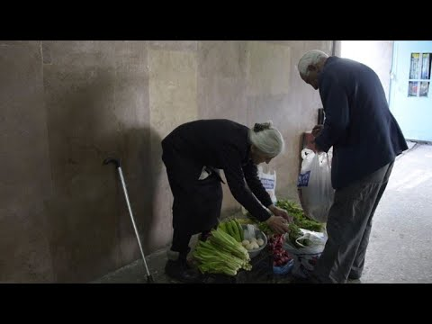 Armenians struggle with poverty and corruption