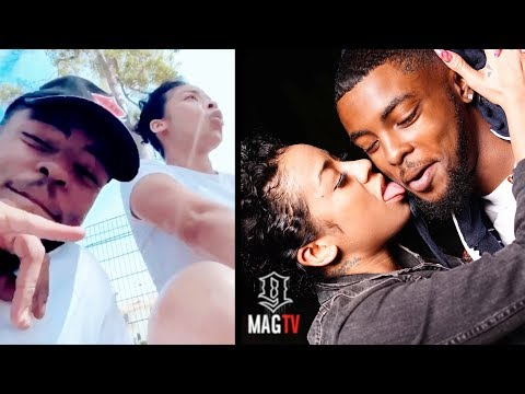 Keyshia Cole Finds Love Wit