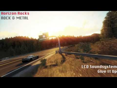 Forza Horizon Soundtrack - Horizon Rocks