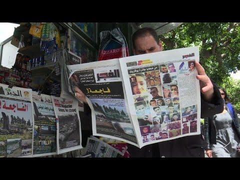 Algerians react after country's deadliest ever plane crash