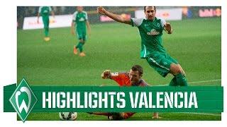 SV Werder Bremen - FC Valencia 3:2 n.E. I Audi Quattro Cup (Finale)