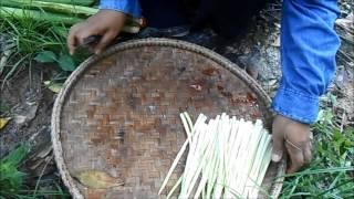 Masakan Tradisional Orang Lipis, Keladi Kemahang.