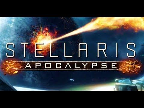 Filthy Tries: Stellaris Apocolypse - NEX Servitors Part 19