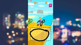 ROAD TO LEVEL 50!  SCRIBBLE RIDER - Gameplay Walkthrough
