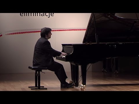 Charles Richard Hamelin – Chopin Piano Competition 2015 (preliminary round)
