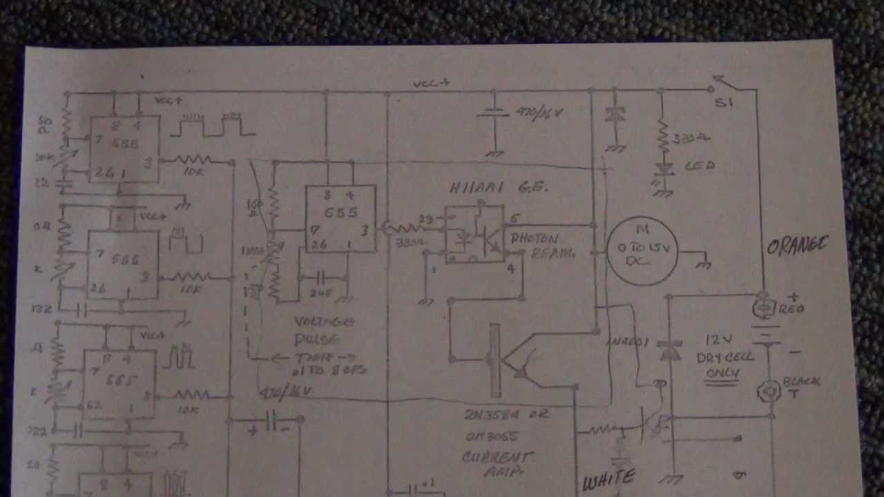 how to make a schematic diagram wiring for central heating system john bedini kills viruses/hiv (3 of 5) - youtube