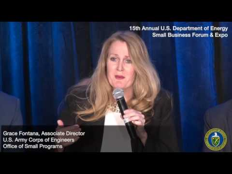 15TH ANNUAL U.S. DEPARTMENT OF ENERGY SMALL BUSINESS FORUM & EXPO - Small Business Directors
