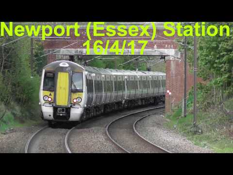 Newport Essex Station 16/4/17 Episode 56