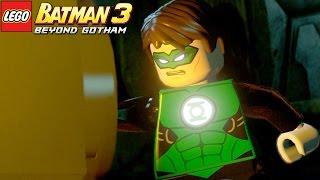 LEGO Batman 3 Beyond Gotham | #11 Enganamos o Larfleeze