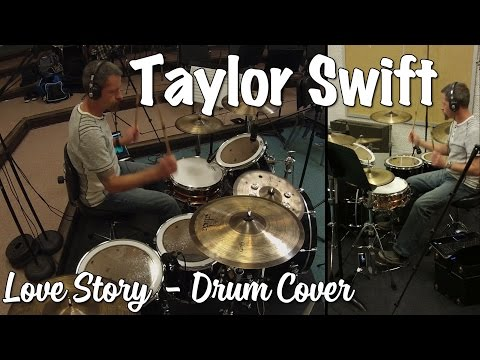 Taylor Swift - Love Story Drum Cover