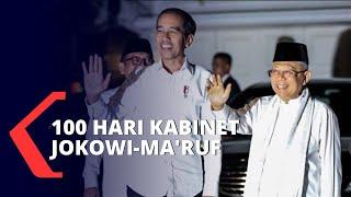 100 Hari Kabinet Jokowi-Ma'ruf, Ini Dia 5 Prioritas Pemerintah