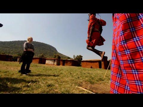 Kenya Vlog 10 - Safari Part 2 | Jumping With Maasai Warriors