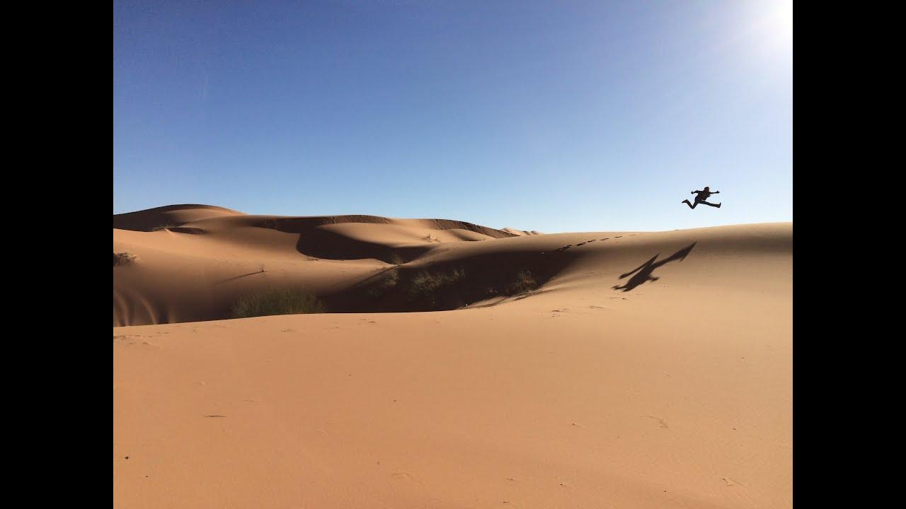 El para so el desierto de marruecos youtube for Oficina turismo marruecos