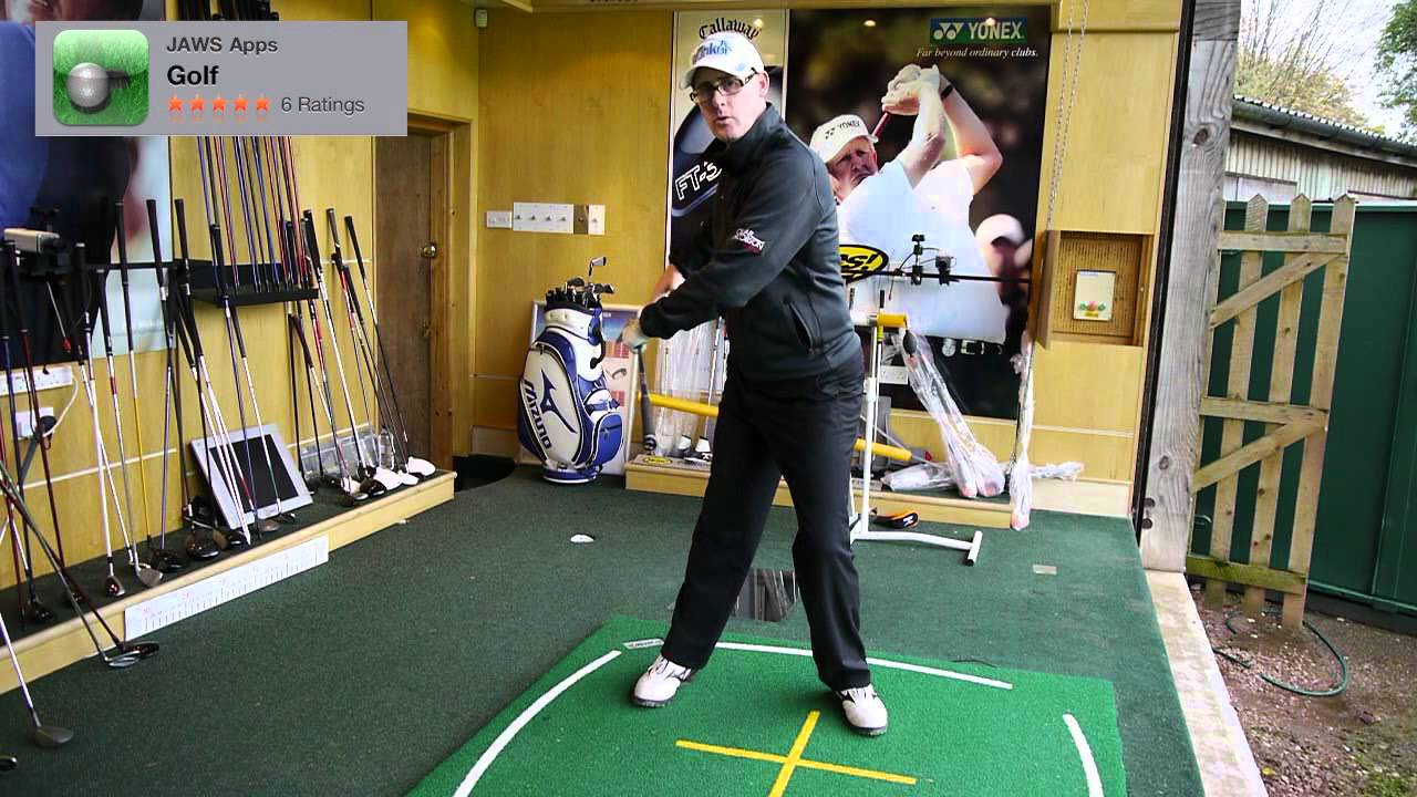 how to turn golf swing