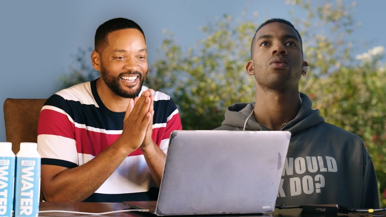 Will Smith Reunites With The Cast of Fresh Prince of Bel Air On The 30th Anniversary.