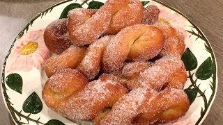 Twisted Donuts or Shakoy