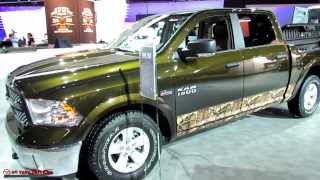 Ram 1500 Mossy Oak Edition 2014 Videos