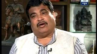 Conspiracy by Congress to defame me: Gadkari to ABP News