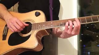 Разбор аккордов песни «Фуджи - Выпускной» (гитара)