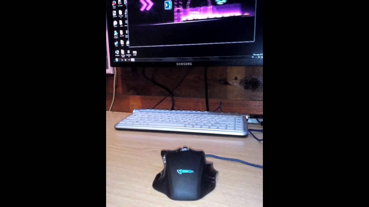 World worst mouse (Sbox gm-59) - YouTube