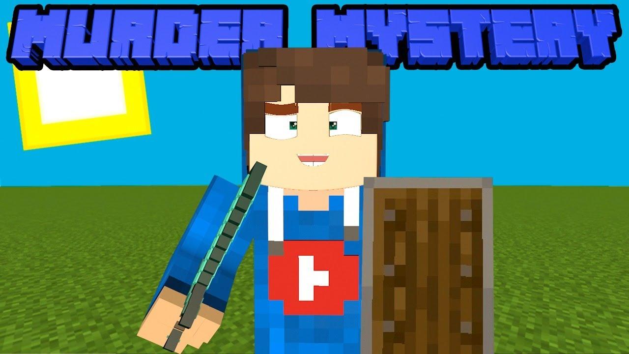 Jugamos Murder Mystery ¿Saldra Bien? - Minecraft