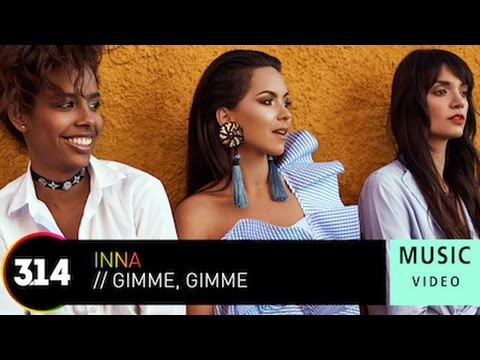 INNA - Gimme, Gimme (Official Music Video HD)