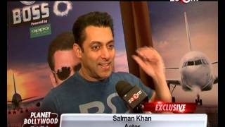 Salman Khan challenged by Aamir Khan to pose like