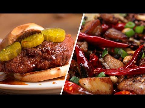 Sticky Honey Garlic Glazed Chicken Burger from YouTube · Duration:  3 minutes 32 seconds