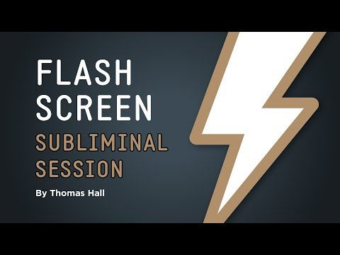 Confident Job Interview - Flash Screen Subliminal Session - By Thomas Hall