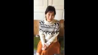 女子動画ならC CHANNEL http://www.cchan.tv ノンノ11月号の撮影現場...