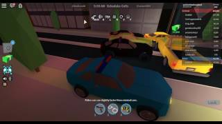 Roblox jail break gameplay on DELL windows 10