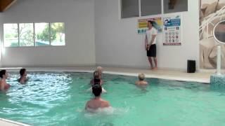 Camping les Écureuils - Cours de gym aquatique - Camping 4 étoiles - Saint-Hilaire-de-Riez - Vendée