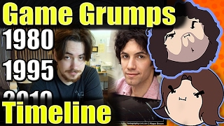 Best of Game Grumps - Timeline Grumps! [Constructed timeline of the Grumps]