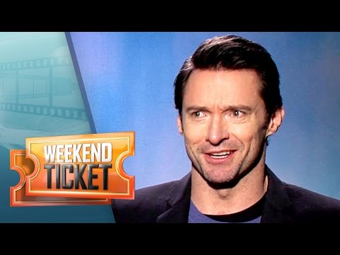 Unfinished Business, Second Best Exotic Marigold, Chappie - Guest: Hugh Jackman | Weekend Ticket