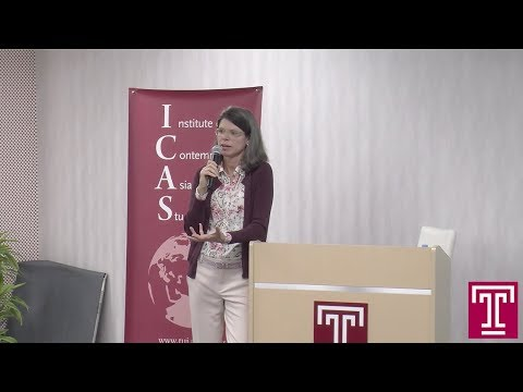 Public Lecture Video (4.2.2018) Historical Japan in a 21st Century Pacific Maritime World