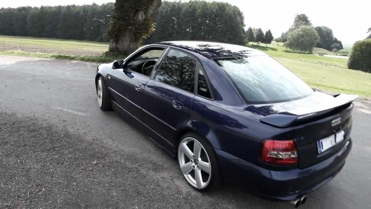 audi a4 b5 2001 clean styling driving footage doovi. Black Bedroom Furniture Sets. Home Design Ideas