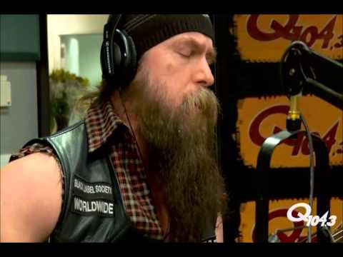"Zakk Wylde - ""Tears of December"" (Book of Shadows II)"
