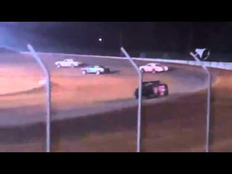13 Mar 14 - Jeff Lewis Testing - Ark-La-Tex Speedway